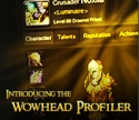 Introducing Wowhead Profiler
