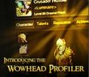 Introducing Wowhead Profiler
