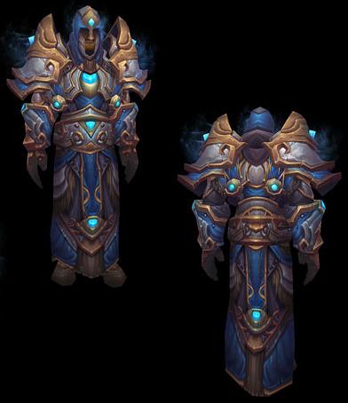 Alliance Priest Tier 9